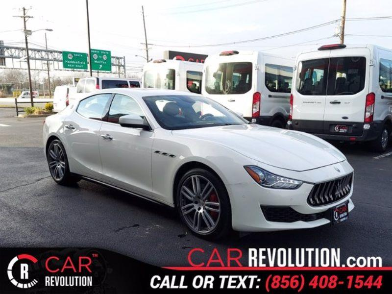 Used 2019 Maserati Ghibli in Maple Shade, New Jersey | Car Revolution. Maple Shade, New Jersey