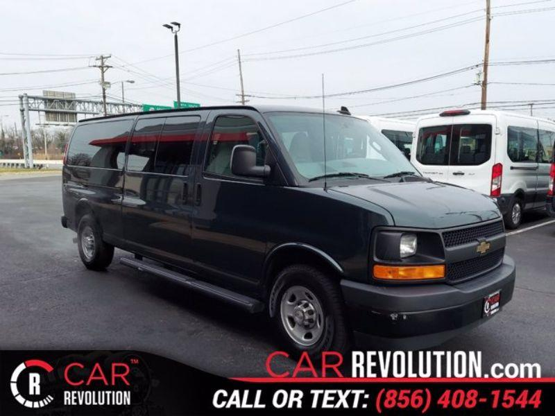 Used Chevrolet Express Passenger LS 2017 | Car Revolution. Maple Shade, New Jersey