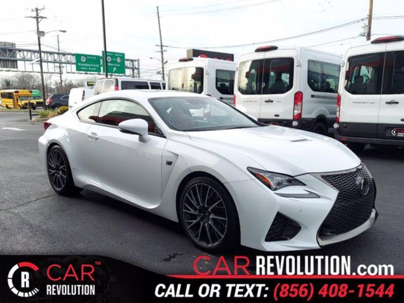 Used Lexus Rc f  2018 | Car Revolution. Maple Shade, New Jersey