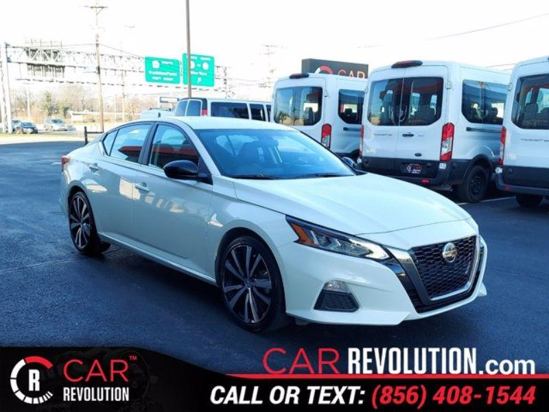 Used Nissan Altima 2.5 SR 2019 | Car Revolution. Maple Shade, New Jersey