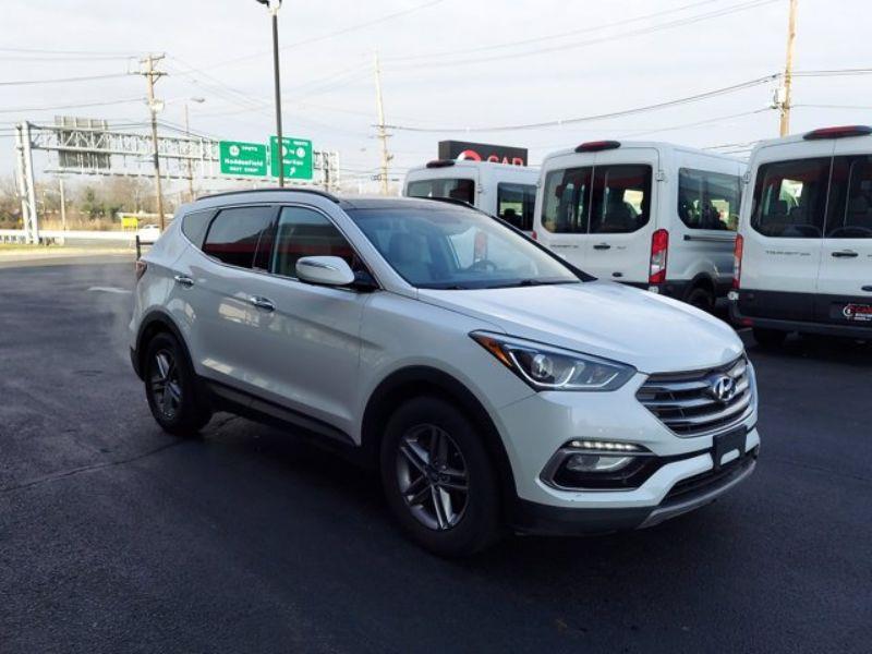 Used 2017 Hyundai Santa Fe Sport in Maple Shade, New Jersey | Car Revolution. Maple Shade, New Jersey