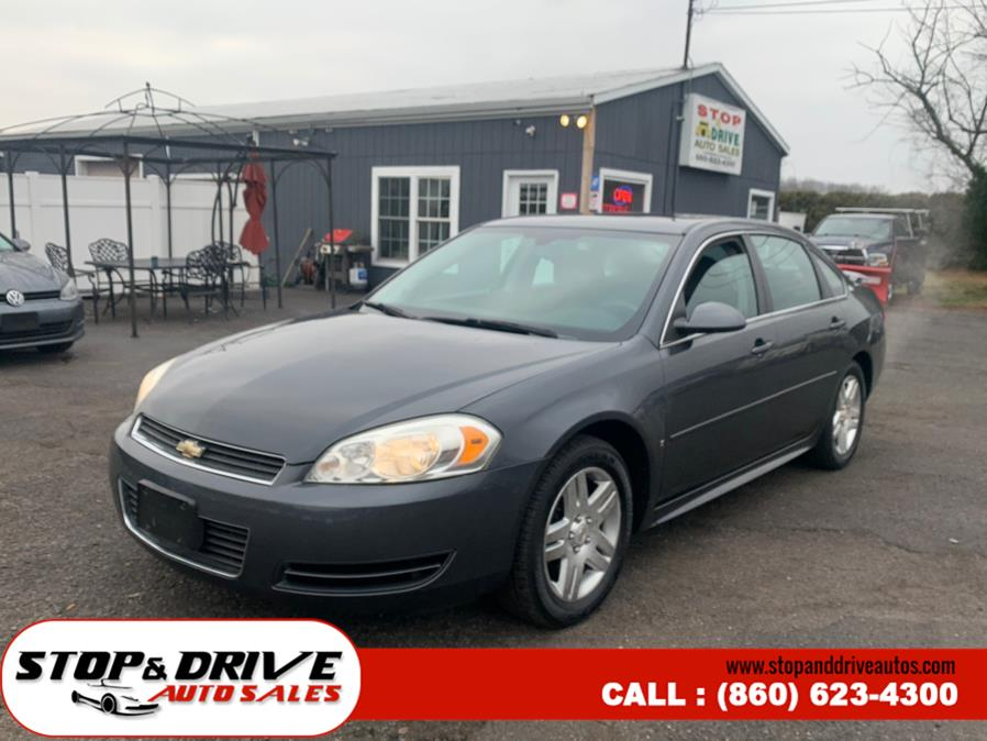 Used 2009 Chevrolet Impala in East Windsor, Connecticut | Stop & Drive Auto Sales. East Windsor, Connecticut