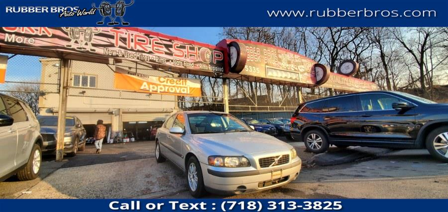 Used Volvo S60 4dr Sdn 2.4L 2003 | Rubber Bros Auto World. Brooklyn, New York