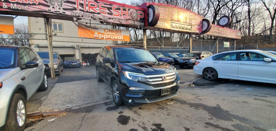 Used Honda Pilot AWD 4dr EX-L w/Navi 2016 | Rubber Bros Auto World. Brooklyn, New York