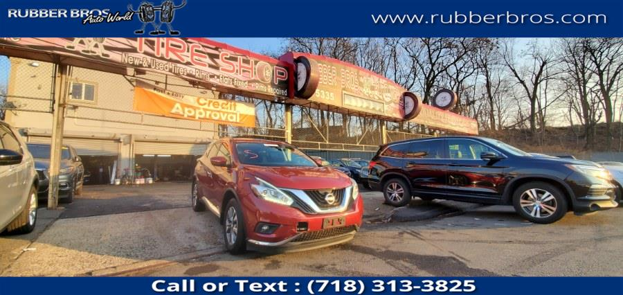 Used 2015 Nissan Murano in Brooklyn, New York | Rubber Bros Auto World. Brooklyn, New York