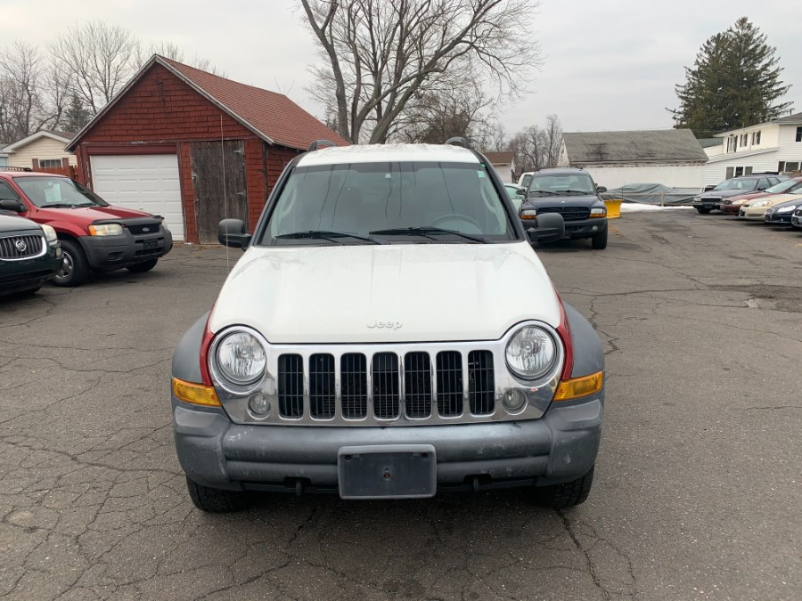 Used Jeep Liberty 4WD 4dr Sport 2007 | CT Car Co LLC. East Windsor, Connecticut