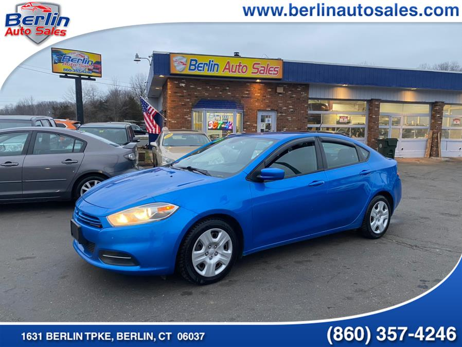 Used Dodge Dart 4dr Sdn SE *Ltd Avail* 2016 | Berlin Auto Sales LLC. Berlin, Connecticut