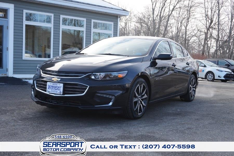 Used 2017 Chevrolet Malibu in Searsport, Maine | Searsport Motor Company. Searsport, Maine