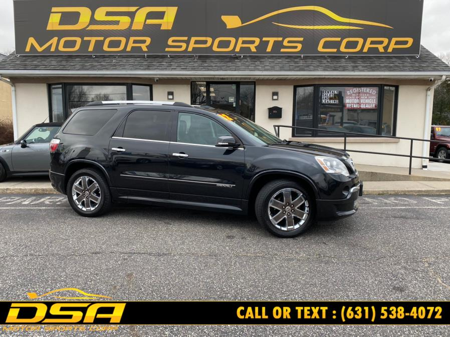 Used 2012 GMC Acadia in Commack, New York | DSA Motor Sports Corp. Commack, New York