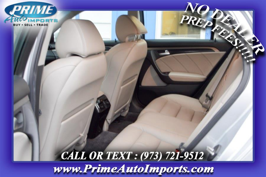 Used Acura TL 4dr Sdn Auto Type-S 2008 | Prime Auto Imports. Bloomingdale, New Jersey