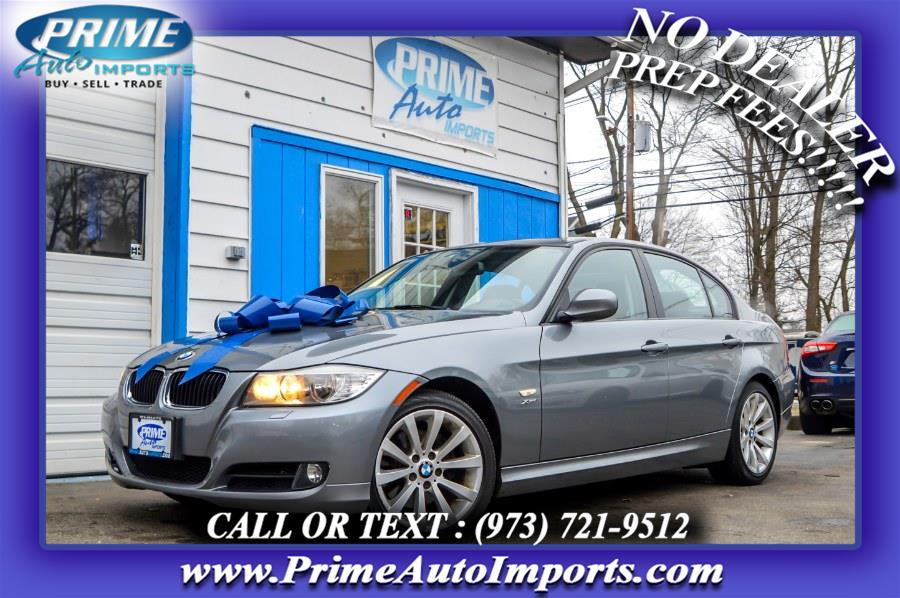 Used 2011 BMW 3 Series in Bloomingdale, New Jersey | Prime Auto Imports. Bloomingdale, New Jersey