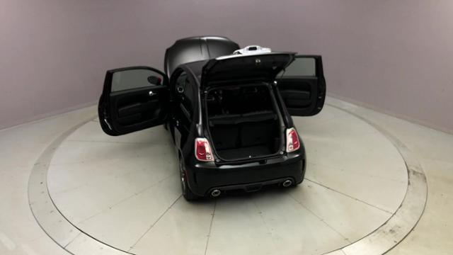 The 2013 Fiat 500 Abarth