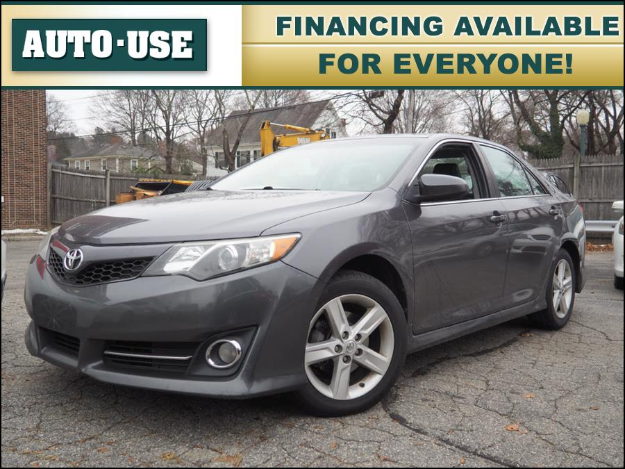 Used 2014 Toyota Camry in Andover, Massachusetts | Autouse. Andover, Massachusetts