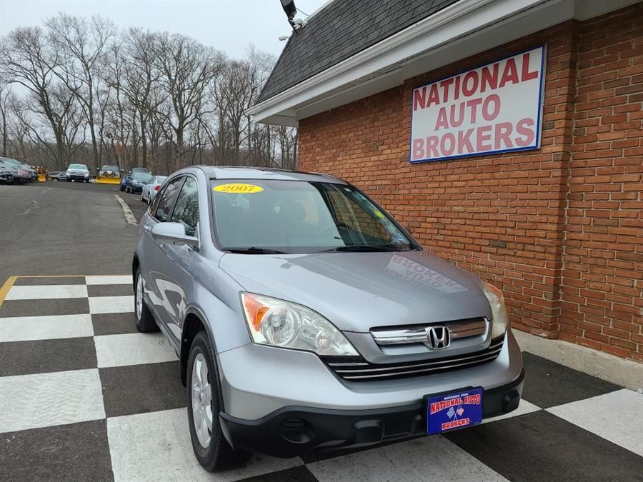 Used 2007 Honda CR-V in Waterbury, Connecticut | National Auto Brokers, Inc.. Waterbury, Connecticut