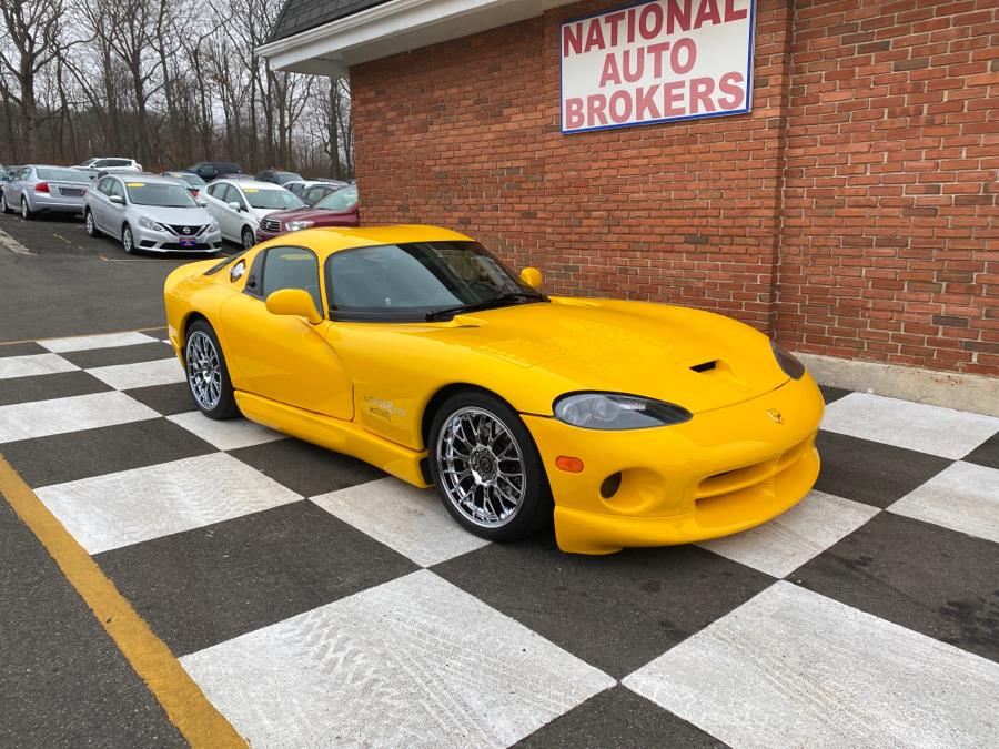 Used 2001 Dodge Viper ACR in Waterbury, Connecticut | National Auto Brokers, Inc.. Waterbury, Connecticut