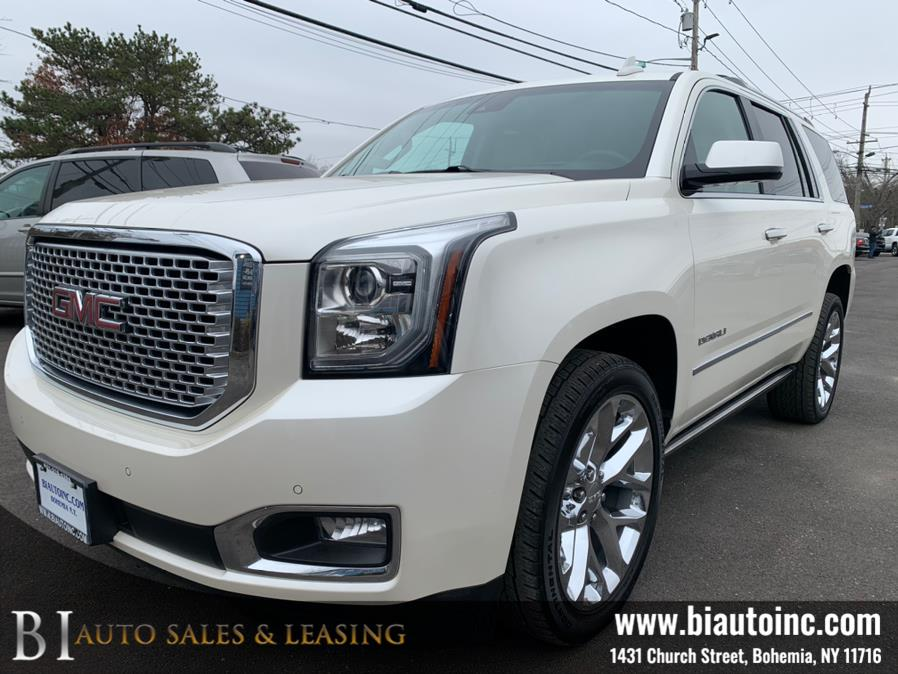 Used 2015 GMC Yukon in Bohemia, New York | B I Auto Sales. Bohemia, New York