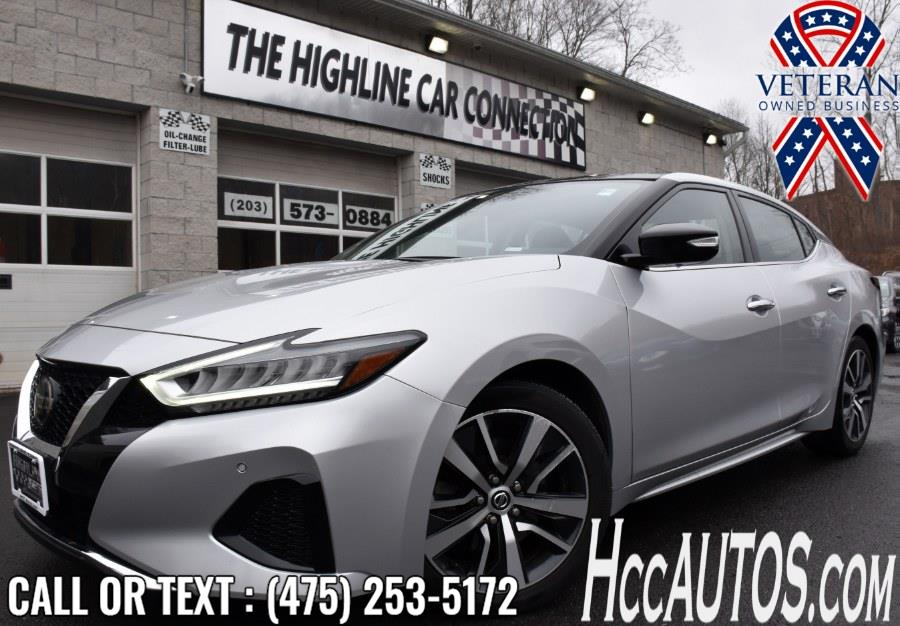 Used 2019 Nissan Maxima in Waterbury, Connecticut | Highline Car Connection. Waterbury, Connecticut