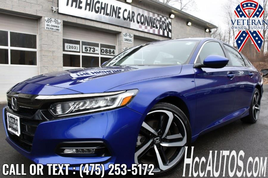 Used 2019 Honda Accord Sedan in Waterbury, Connecticut | Highline Car Connection. Waterbury, Connecticut
