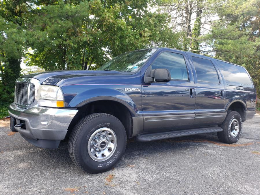"""Used Ford Excursion 137"""" WB 6.8L XLT 4WD Premium 2002 