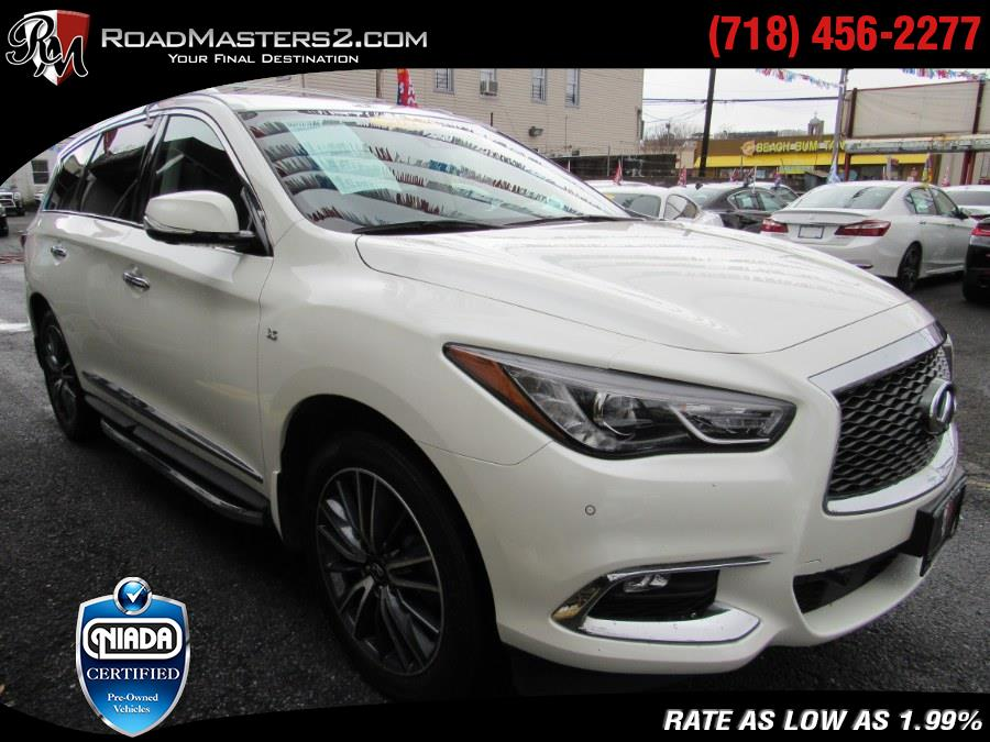 Used 2018 INFINITI QX60 in Middle Village, New York | Road Masters II INC. Middle Village, New York