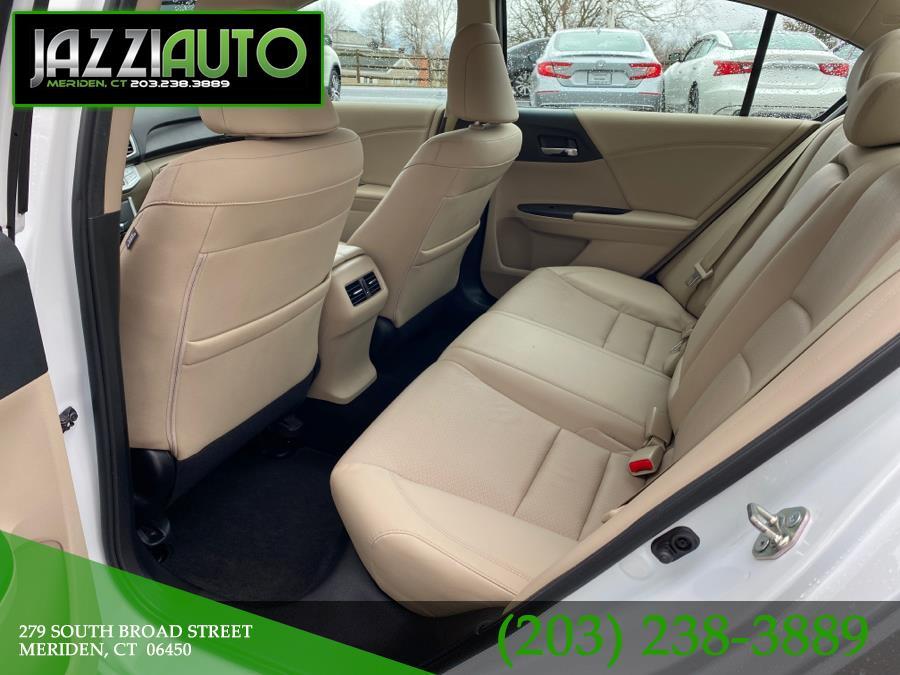 Used Honda Accord Sedan 4dr I4 CVT EX-L 2015 | Jazzi Auto Sales LLC. Meriden, Connecticut