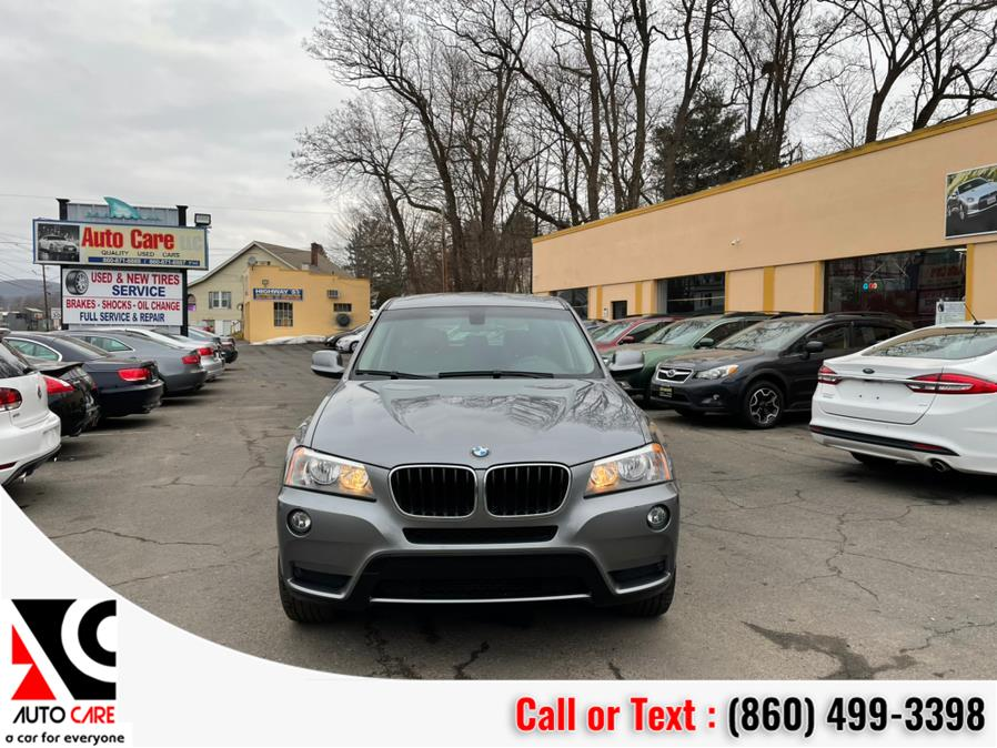 Used BMW X3 AWD 4dr xDrive28i 2013 | Auto Care Motors. Vernon , Connecticut
