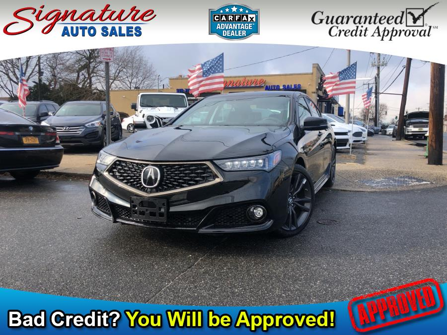 Used 2020 Acura TLX in Franklin Square, New York | Signature Auto Sales. Franklin Square, New York