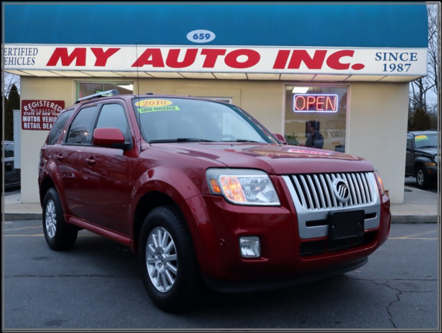 Used 2010 Mercury Mariner in Huntington Station, New York | My Auto Inc.. Huntington Station, New York