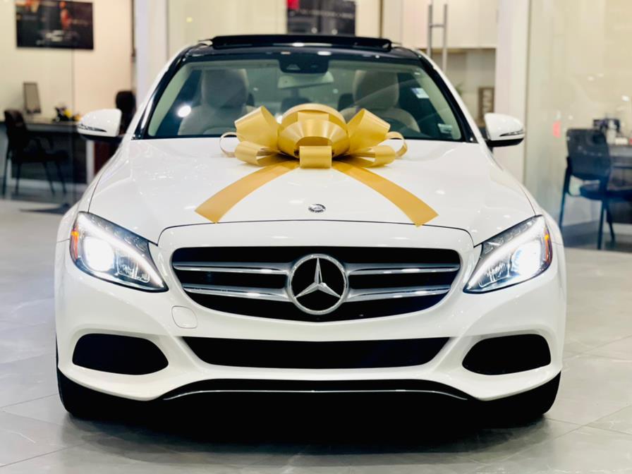Used Mercedes-Benz C-Class C 300 4MATIC Sedan 2017   Luxury Motor Club. Franklin Square, New York