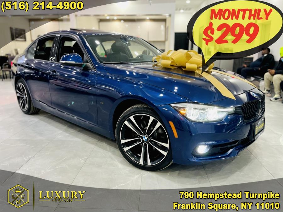 Used 2018 BMW 3 Series in Franklin Square, New York | Luxury Motor Club. Franklin Square, New York