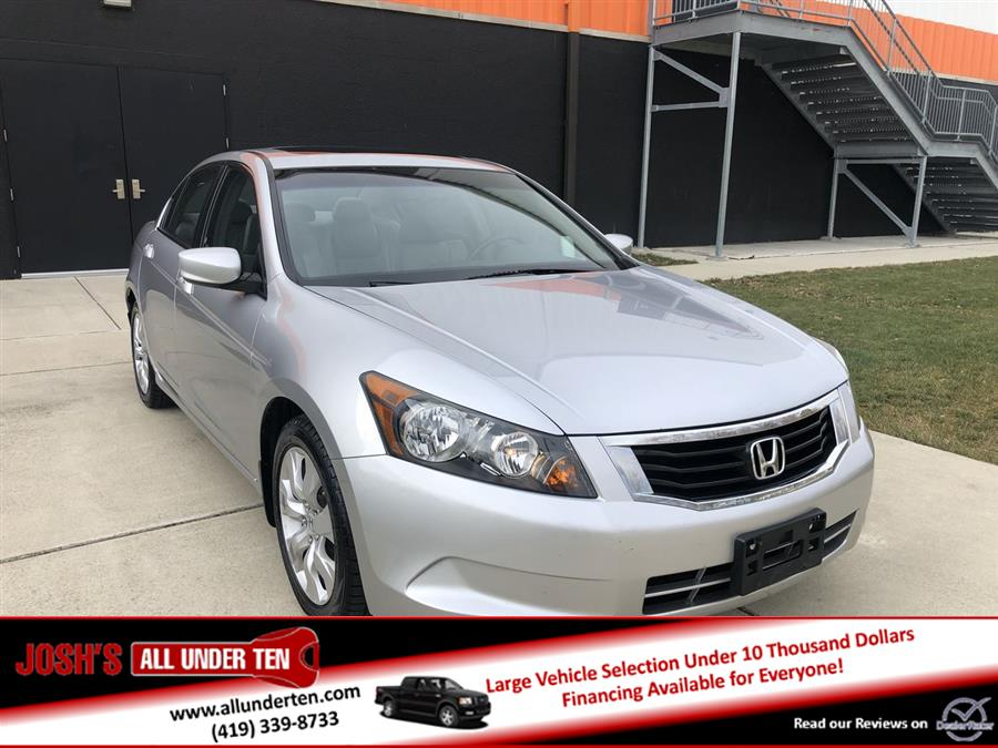 Used 2008 Honda Accord Sdn in Elida, Ohio | Josh's All Under Ten LLC. Elida, Ohio