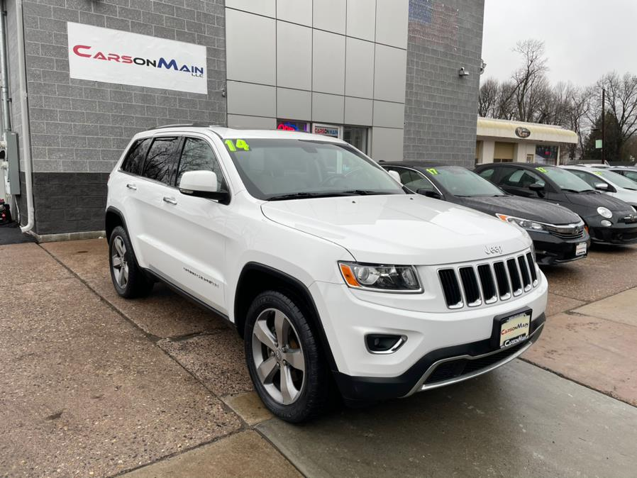 Used 2014 Jeep Grand Cherokee in Manchester, Connecticut | Carsonmain LLC. Manchester, Connecticut