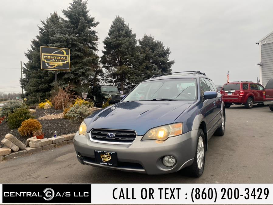 Used 2005 Subaru Legacy Wagon in East Windsor, Connecticut | Central A/S LLC. East Windsor, Connecticut