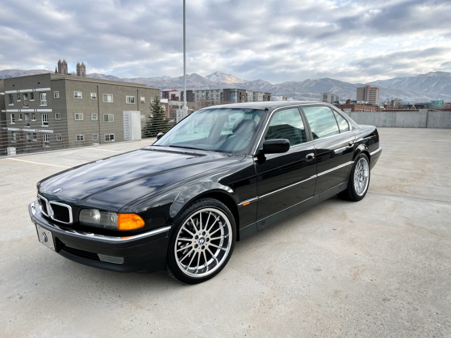 Used BMW 7-Series 740 il 1996 | Guchon Imports. Salt Lake City, Utah