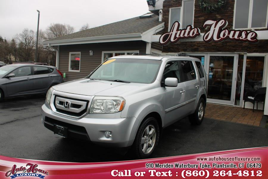 Used Honda Pilot 4WD 4dr EX-L w/Navi 2011 | Auto House of Luxury. Plantsville, Connecticut