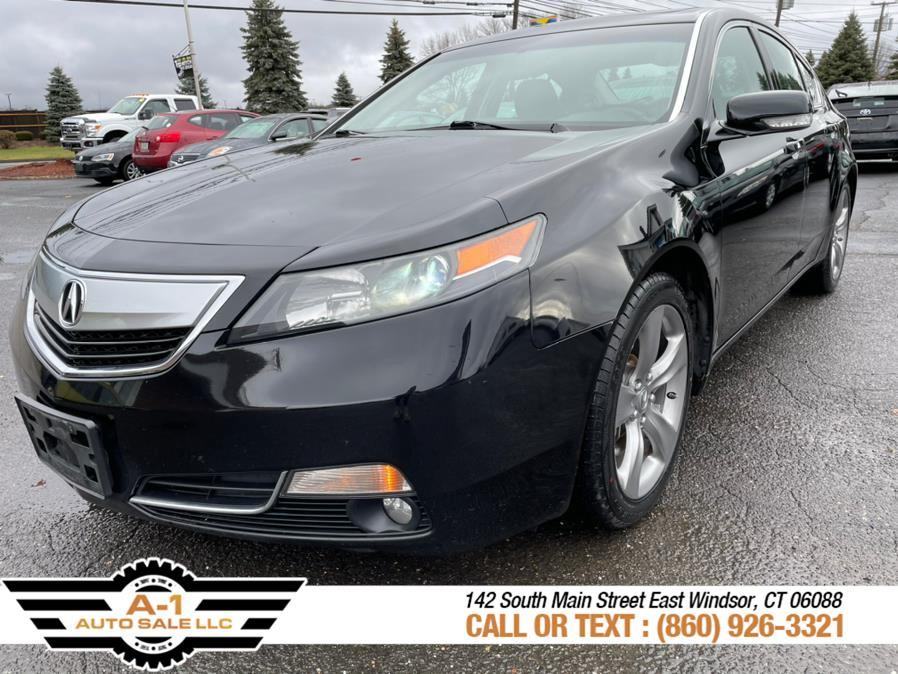 Used 2013 Acura TL in East Windsor, Connecticut | A1 Auto Sale LLC. East Windsor, Connecticut
