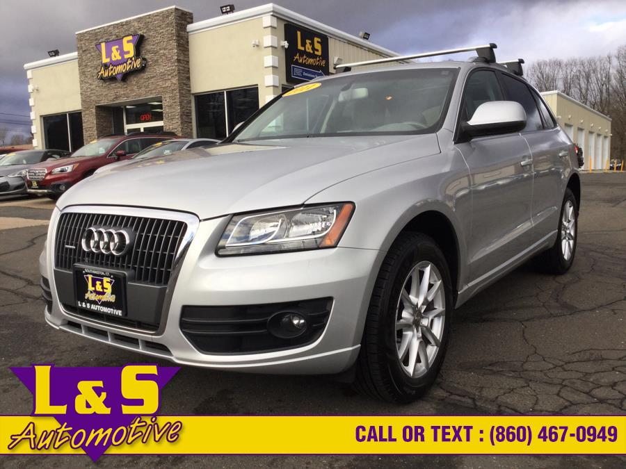Used 2011 Audi Q5 in Plantsville, Connecticut | L&S Automotive LLC. Plantsville, Connecticut