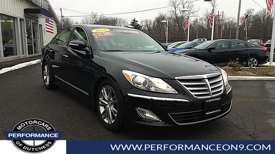 Used 2014 Hyundai Genesis in Wappingers Falls, New York | Performance Motorcars Inc. Wappingers Falls, New York