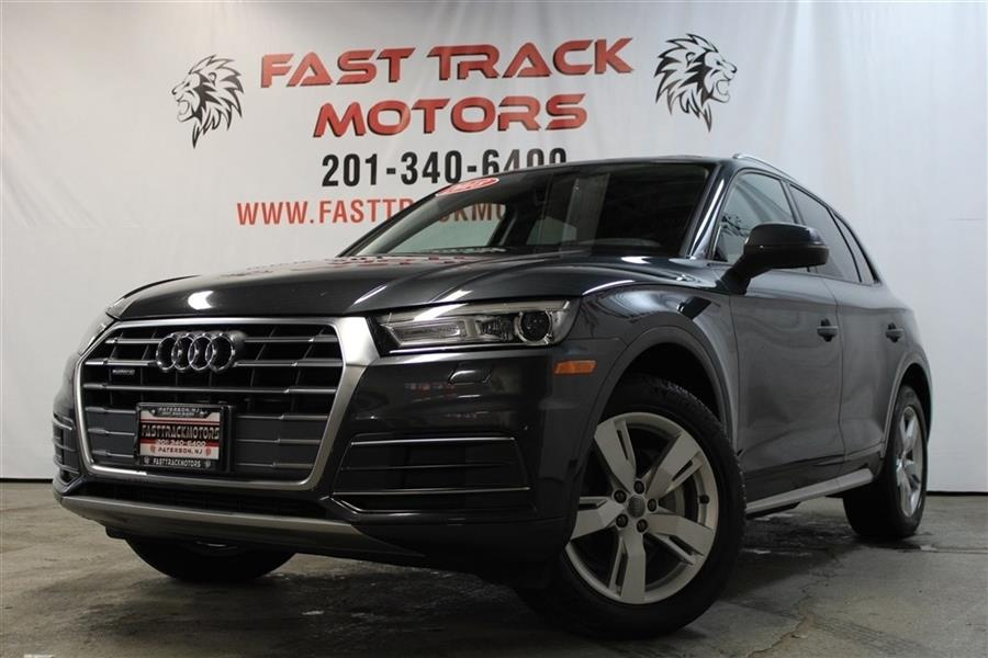 Used 2018 Audi Q5 in Paterson, New Jersey | Fast Track Motors. Paterson, New Jersey