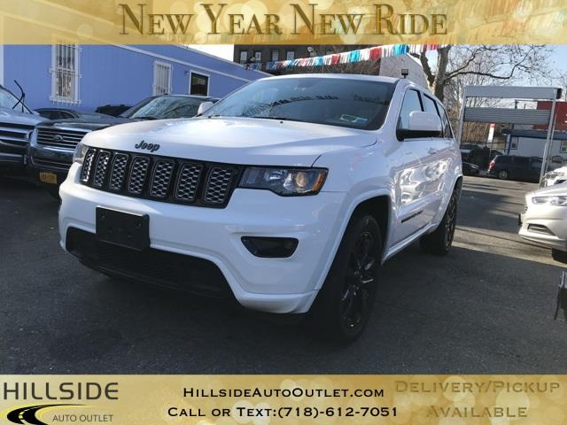 Used Jeep Grand Cherokee Altitude 2018 | Hillside Auto Outlet. Jamaica, New York