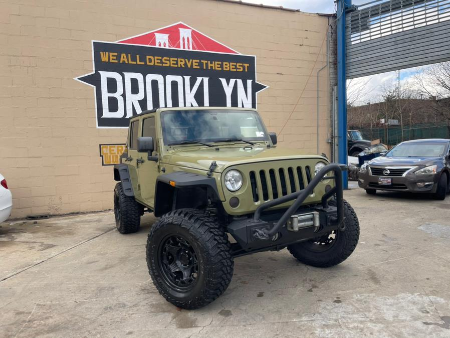 Used 2013 Jeep Wrangler Unlimited in Brooklyn, New York | Brooklyn Auto Mall LLC. Brooklyn, New York