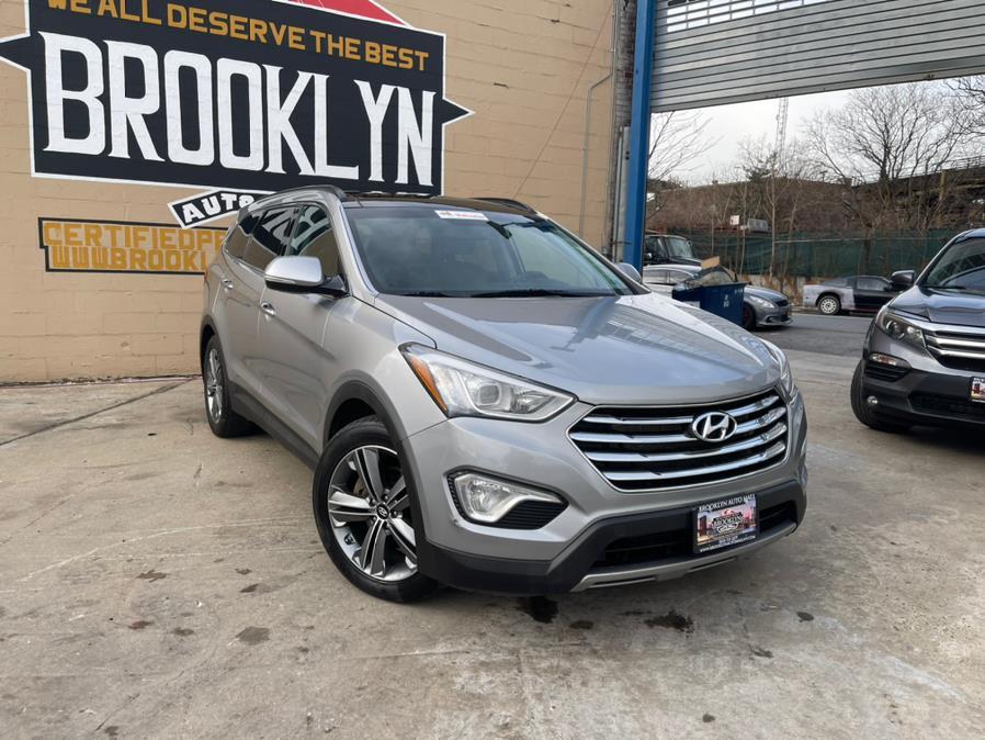 Used Hyundai Santa Fe AWD 4dr Limited w/Saddle Int 2015   Brooklyn Auto Mall LLC. Brooklyn, New York