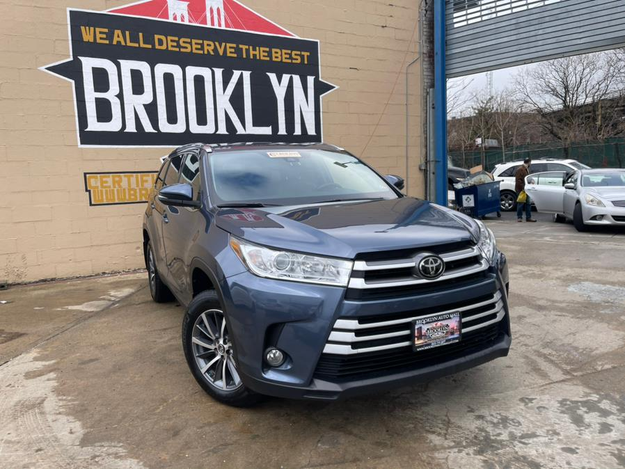 Used Toyota Highlander XLE V6 AWD (Natl) 2019 | Brooklyn Auto Mall LLC. Brooklyn, New York