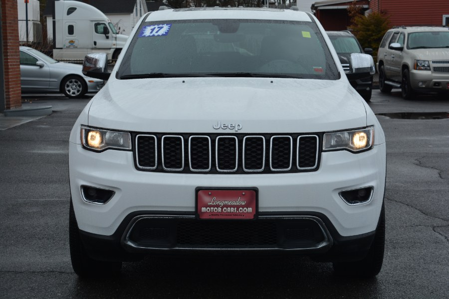 Used Jeep Grand Cherokee Limited 4x4 2017 | Longmeadow Motor Cars. ENFIELD, Connecticut