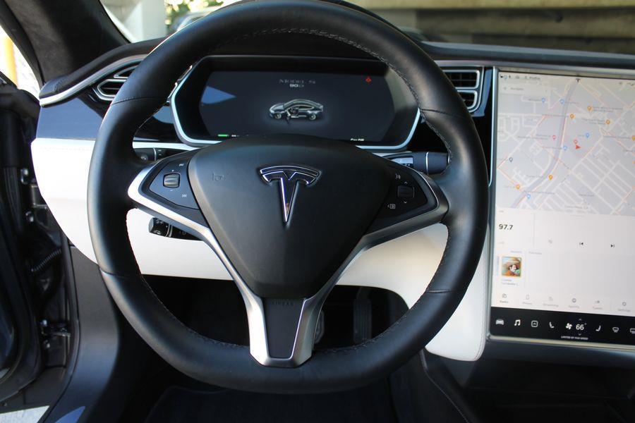 Used Tesla Model s 90D Sedan 4D 2017 | Ideal Motors. Costa Mesa, California