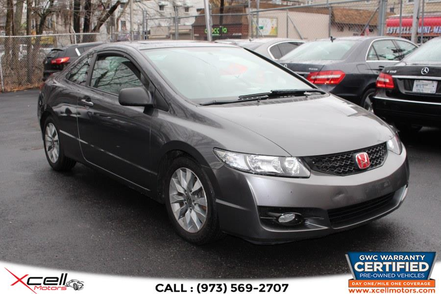 Used 2011 Honda Civic Cpe in Paterson, New Jersey | Xcell Motors LLC. Paterson, New Jersey