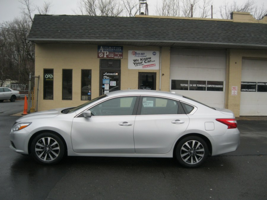 Used Nissan Altima 2.5 SR Sedan 2017 | Automotive Plus. Bristol, Connecticut