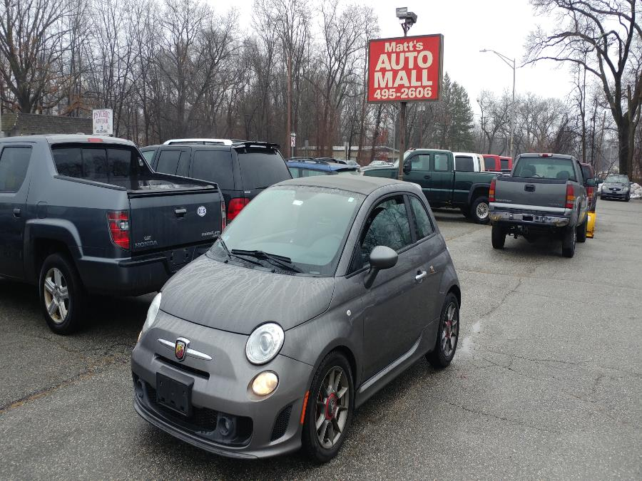 Used 2013 FIAT 500 in Chicopee, Massachusetts | Matts Auto Mall LLC. Chicopee, Massachusetts