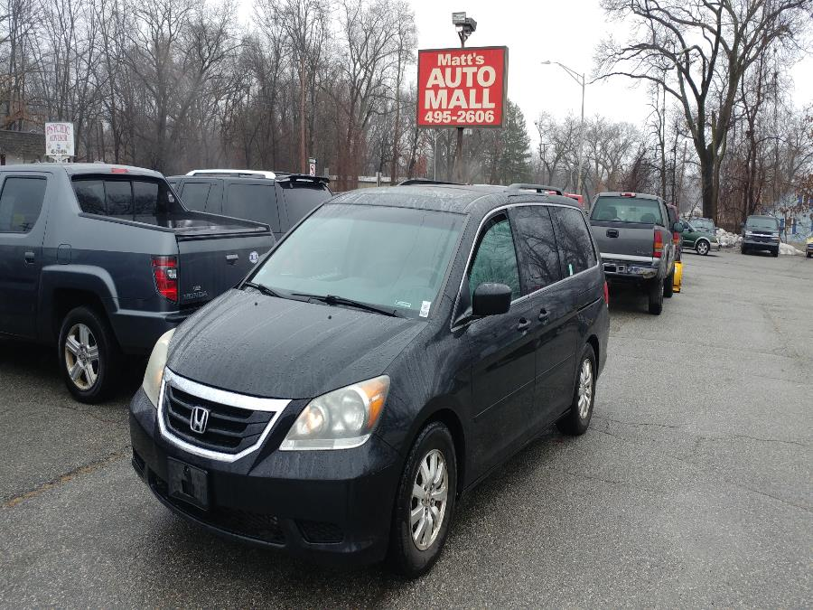 Used 2010 Honda Odyssey in Chicopee, Massachusetts | Matts Auto Mall LLC. Chicopee, Massachusetts