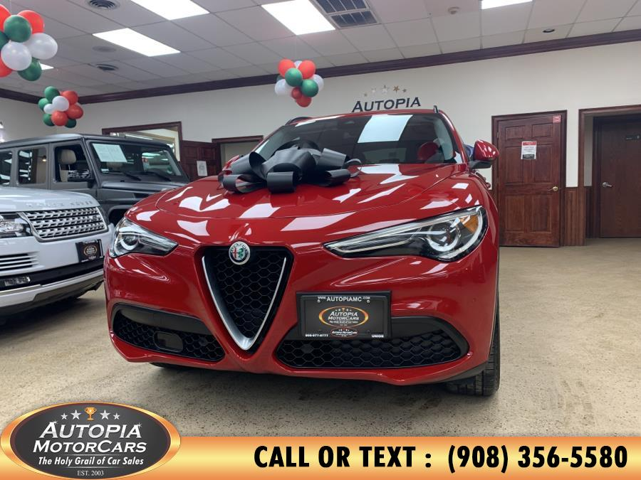 Used 2018 Alfa Romeo Stelvio in Union, New Jersey | Autopia Motorcars Inc. Union, New Jersey